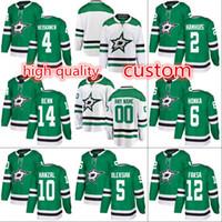 14 Jamie Benn Dallas Stars Jersey 4 Miro Heiskanen 11 Martin Hanzal 12  Radek Faksa c929aa1e1