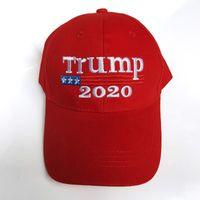 소매 트럼프 2020 모자 미국의 위대한 다시 캡 공화당 조정 자수 모자 도널드 트럼프 스냅 백 스포츠 모자를 유지