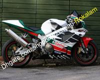 Honda VTR 1000 100R VTR1000R VTR1000R RC51 SP1 SP2 ABSオートバイフェアリングアフターマーケットKit 2000 2000 2002 2002 2002 2003 2004 2006 2006