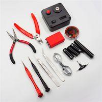 Atualização do Freeshipping Coil Master V3 Kit DIY All-in-One CoilMaster V3 + cigarro eletrônico RDA Atomizador bobina ferramenta saco Acessórios Vape vaper