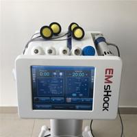 물리위한 EMS 충격파 치료기 \ 셀룰 전자기 근육 자극 ESWT shcok 파 치료기