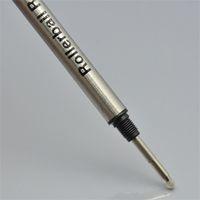 Toptan fiyat 0.7mm siyah / Merdane tükenmez kalem kırtasiye yazmak için M 710 dolum mavisi kalem aksesuarları A pürüzsüz