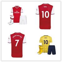 19 20 Взрослый футбол Джерси Wilshere Ramsey Suarez CamiSeta de Futbol 2019 2020 MkHiary Uniforms Maillot De Футбольные рубашки