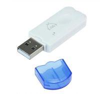 Professionelle Bluetooth-Empfänger USB-Anschluss Kabelloser Audio-Musik-Anschluss Freisprechfunktion für den Heimgebrauch Klein und tragbar