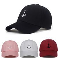 Boné de beisebol de moda de Nova Anzol Bordado Dad Cap Outdoor Cotton Hat Hip Hop Chapéus ajustáveis bonés de golfe para mulheres dos homens