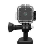 SQ12 мини камеры датчик ночного видения видеокамера движения DVR HD 1080P микроволновая оболочка спортивное видео маленькое