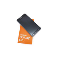 Teléfono Samsung Galaxy On7 G6000 4G LTE reacondicionado original Quad Core 16GB 5.5 pulgadas Bluetooth WIFI GPS 13.0MP Cámara desbloqueada Teléfono inteligente
