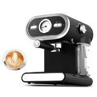 BEIJAMEI New Arrival italiano Máquina de fazer café para casa 20 Bar semi-automática de leite Espresso Cafeteiras Commercial