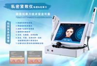 2020 Nueva HIFU 3D máquina de la cara de elevación dentro de la vagina de apriete eliminación de arrugas cuerpo que forma el rejuvenecimiento de la piel del balneario de uso en el hogar