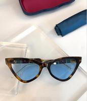 mens güneş gözlükleri erkek güneş kadın güneş gözlüğü moda stil gözlük 0597 Yeni en kaliteli kutusu ile gözler Gafas de sol lunettes de soleil korur