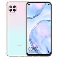 "Original Huawei Nova 6 SE 6SE 4G LTE Mobiltelefon 8 GB RAM 128 GB ROM KIRIN 810 Octa Core Android 6.4 ""Vollbild 48.0mp AI Fingerprint ID 4200mAh Smart Mobiltelefon"