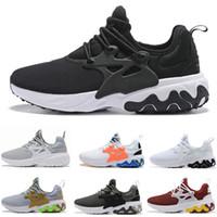 2020 run livre reagir elemento presto sapatilha para as Mulheres Homens amante Correr Desporto Shoes