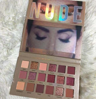 2018 Brand THE NEW NUDE eyeshadow palette 18 Color Eyeshadow...