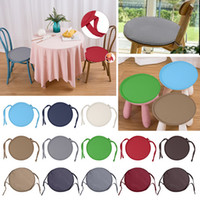 Urijk Super Soft Chair Cushion Non-Slip Seat Cushion Back Chair Pad Kitchen dinner Office Seat Pads wholsale