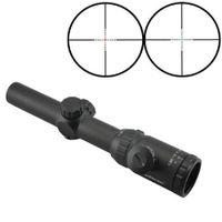 Visionking 1.25-5x26 ماء riflescopes ميل دوت بندقية نطاق صدمات بندقية نطاق للصيد riflescope 223