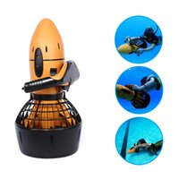 300W 99Ft Sea Scooter Subacqueo Scooter Snorkeling Scuba Diving Propeller Acceleratore Dual Speed ​​Swimming Booster