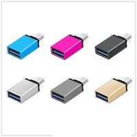 삼성 스마트 폰을위한 맥북의 USB 3.1 여성 어댑터 OTG 컨버터 어댑터 OTG 기능을 C OTG 어댑터 남성을 입력