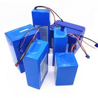 60V 20Ah bateria litowa do elektrycznego skutera elektryczna bateria rowerowa 1500W Motor 60V bateria z 2a ładowarką 30A Budowanie BMS Brak podatku