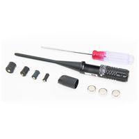 Kit tactique pour chasseur d'alésage au laser par points rouges, calibre 22 - .50 pour lunette de visée, alésage de fusil