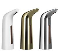 400ml automatico Touchless dell'erogatore del sapone per il bagno albergo Cucina Ufficio Lavelli arredamento Free Hand Sanitizer lozione della pompa di sapone bottiglia FFA4150-1