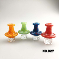Glass Cap Glass Carb Caps for Flat Top Quartz Banger Nails G...