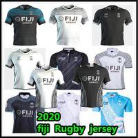 2020 Fiji Rugby Jersey Sevens Olympic Shirt Tailândia Qualidade 18 19 20 Fiji Jerseys 2019 2020 National 7's Rugby Jersey S-3XL