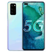 "Huawei Honor originale V30 5G LTE Cell Phone 6Go RAM 128Go ROM Kirin 990 Octa base 6,57"" Plein écran 40MP ID d'empreintes digitales Smart Mobile Phone"
