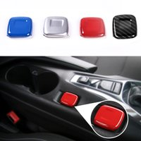 Cigarette Lighter ABS Cubierta de ajuste de la decoración de Chevrolet Camaro 2017 UP Car Styling coche Accesorios Interior