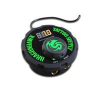 Dagonhawk Tattoo Power Alimentation Écran LCD numérique avec cordon Stable Base antidérapante universelle P087
