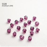Perle de cristal de diamant de losange 3mm 1440pcs / lot Swaroviski Element trou de recherche pierre précieuse en vrac pour bijoux et vêtements