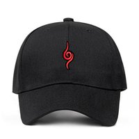 Naruto Anime Dad Hat 100% Cotton Japanese Akatsuki Uchiha Fa...