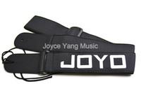 Électrique Joyo en nylon noir guitare acoustique Sangle cuir termine Livraison gratuite Wholesales