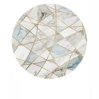 Коврики противоскользящие Badroom большой ковер журнальный столик коврик Nordic мраморный ковер ковер для гостиной Спальня йога коврик домашнего декора