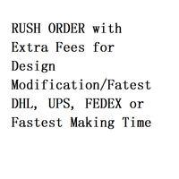 النظام السريع، مما يجعل الوقت حوالي 3-5days، ووقت الشحن هو أيضا حوالي 3-5 أيام عبر dhl / sf_express / ems / ups / فيديكس.