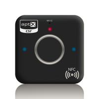 Freeshipping 새로운 B7 NFC 블루투스 무선 오디오 수신기 AUX 어댑터 3.5mm 블루투스 4.1 스테레오 오디오 Hifi 자동차 스피커 안드로이드에 대한 IOS에 대한