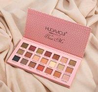 Marka Moji Pro Make up 21 Kolor Sad Shadow Disc, Europejski I Ameryka Makeup, Pearl Matte Drażnij mnie cień do oczu.
