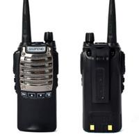 Taşınabilir Baofeng Radyo UV-8D Walkie Talkie UHF Ham Radyo Telsiz Baofeng UV8D 5 Watt 16 Kanallar FM Taşınabilir Iki yönlü Radyo