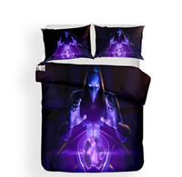 New Game Theme Duvet Cover Set Bedroom Polyester Bed Cover Q...