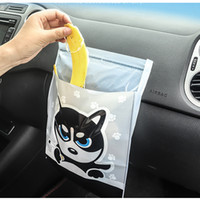 15 PCS Lot Car Interior Portable Garbage Bag Husky Dinosaur ...