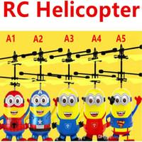 Rc هليكوبتر تحلق تحريض led noctilucent الكرة quadcopter الطائرة بدون استشعار تحلق الصف الأشعة التعريفي تحلق الأطفال اللعب 20 قطع