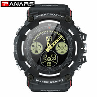 Panários relógios esportivos à prova d 'água relógio inteligente homens relógios de relógio de relógios digitais de moda fitness sport digital relógio homens 5003