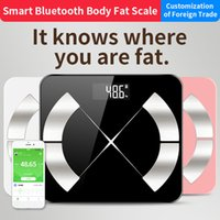 body fat scale floor scientific smart electronic LED digital...