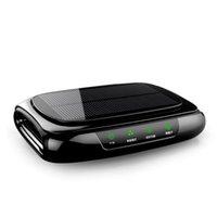 Solar Car Air Purifier Smart Touch Rimuove fumo di sigaretta polvere gelo Germs odori degli alimenti per la casa dell'automobile