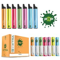 Newest POP Xtra Disposable vape Device Pre- filled 3. 5ml Big ...