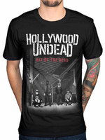 mens designer t shirts shirt Hollywood Undead Day of the Dea...