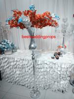 En ucuz kaliteli düğün dekorasyon roma zihinsel ayağı ile sütunlar satılık best01069