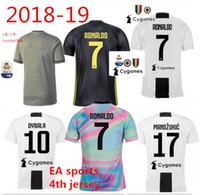 Juventus Soccer Jersey 4th EA SPORTS 2018 19 home away third...