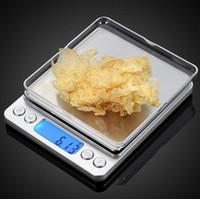Báscula digital de bolsillo Báscula de cocina Joyas Peso Balanza electrónica Báscula de pesaje Balanza LCD 500 g 0.01 g 1000 g 200 g 3000 g