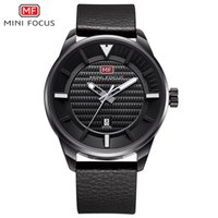 MINIFOCUS Brand Men Sports Analog Quartz Wrist Watch Casual ...