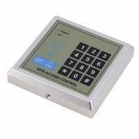 RFID 125KHz Access Control tastiera Smart Card Reader Door Lock System Con TK4100 portachiavi Supporto 3000 utenti Per la casa / appartamento